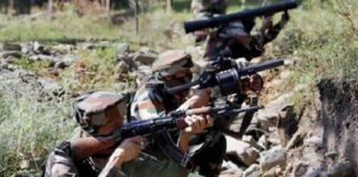 Indian Army gave strong response to Pakistan's firing